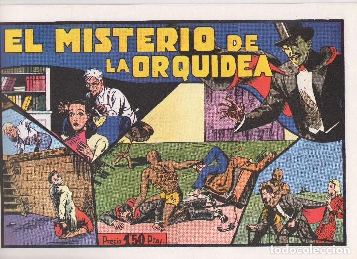 Tebeos: MERLIN publicado por Hispano Americana de Ediciones a partir de 1.942 - Foto 9 - 168433668