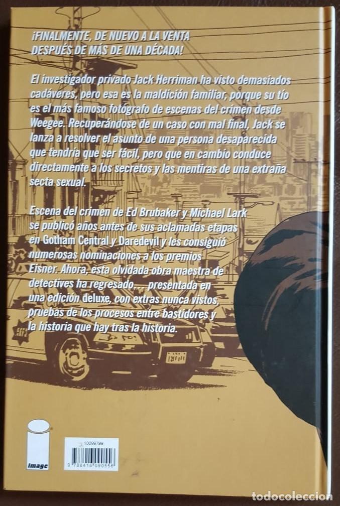 Tebeos: INTEGRAL, LA ESCENA DEL CRIMEN - ED BRUBAKER -TAPA DURA PLANETA 2012 - VER DESCRIPCIÓN Y FOTOS - Foto 2 - 168788620