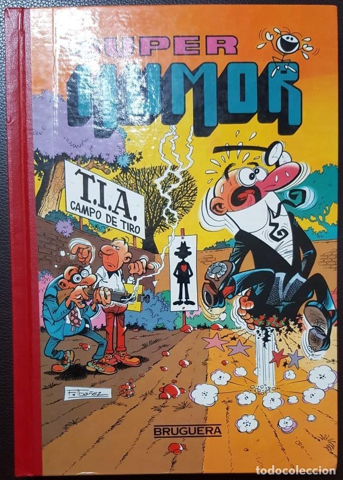 SUPER HUMOR, TOMO LI (51) 1ª EDICIÓN (1985) BRUGUERA, - VER FOTOS (Tebeos y Comics - Tebeos Colecciones y Lotes Avanzados)