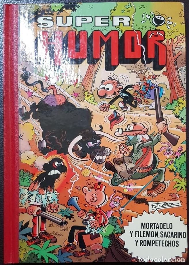 SUPER HUMOR, TOMO XXXIII (33) 2ª EDICIÓN (1983) BRUGUERA, - VER FOTOS (Tebeos y Comics - Tebeos Colecciones y Lotes Avanzados)