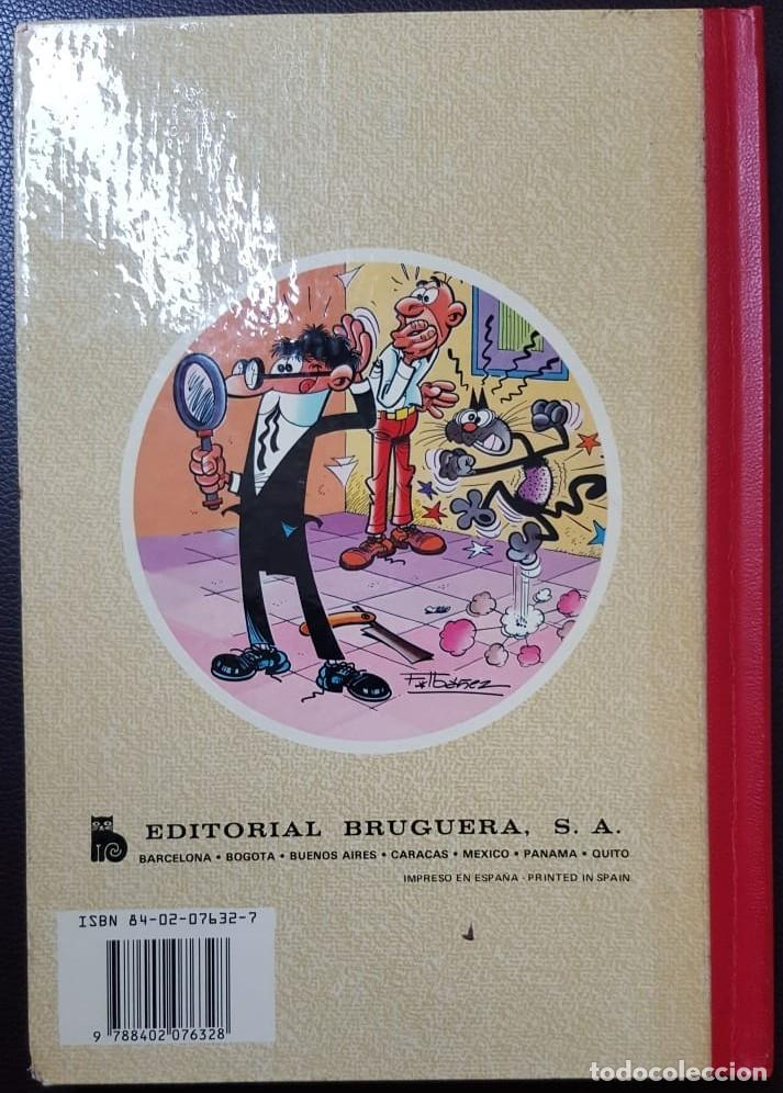 Tebeos: SUPER HUMOR, TOMO XXXIII (33) 2ª EDICIÓN (1983) BRUGUERA, - VER FOTOS - Foto 3 - 168893332