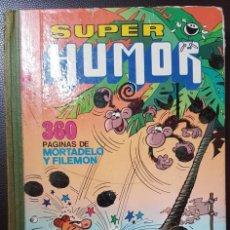 Tebeos: SUPER HUMOR VOLUMEN XI, (11) 2ª EDICIÓN (1979) LOMO EN TELA, BRUGUERA, - VER FOTOS. Lote 168894764