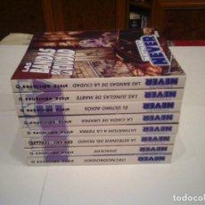 Tebeos: NATHAN NEVER - VOLUMEN 2 - TOMOS 1 A 8.- COMPLETA - EDICIONES ALETA -2008 - BONELLI - MBE - GORBAUD. Lote 169717176