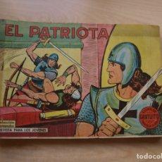 Tebeos: EL PATRIOTA - COLECCION COMPLETA DE 18 NÚMEROS, A FALTA DEL Nº 17 Y 18 - VALENCIANA - VER FOTOS. Lote 169904780