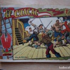 Tebeos: EL CHACAL - COLECCION COMPLETA DE 20 NÚMEROS - A FALTA DE DOS NÚMEROS, 19 Y 20 - VER FOTOS. Lote 169905848