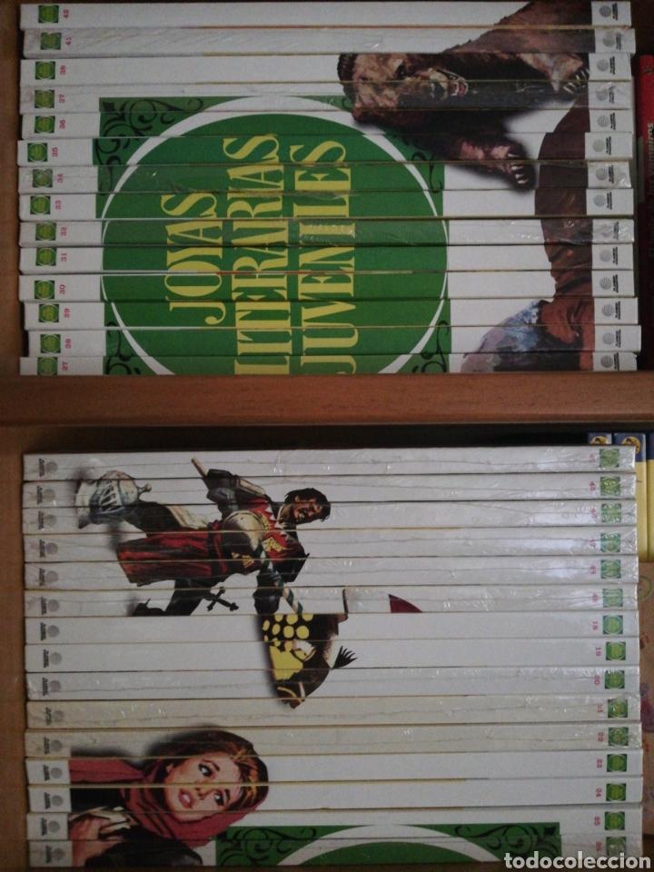 41 VOLÚMENES COLECCIÓN JOYAS LITERARIAS JUVENILES CÓMIC. MUCHOS PRECINTADOS (Tebeos y Comics - Tebeos Colecciones y Lotes Avanzados)