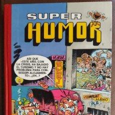 Tebeos: SUPER HUMOR, Nº 18, 1ª EDICIÓN (MAYO 1990) EN BUEN ESTADO -VER FOTOS Y DESCRIPCIÓN. Lote 170140354