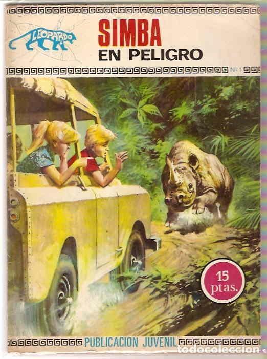 Tebeos: LEOPARDO, COMPLETA, TORAY 1971, 14 TEBEOS EN MUY BUEN ESTADO Y DIFICIL IMPORTANTE LEER DESCRIPCION - Foto 4 - 171035324