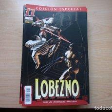 Tebeos: LOBEZNO - EDICION ESPECIAL - VOL 2 - LOTE DE 21 NÚMEROS - PANINI - VER TODAS LAS PORTADAS. Lote 171232378
