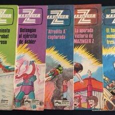 BDs: COLECCIÓN COMPLETA COMICS MAZINGUER Z. EDICIONES JÚNIOR. 1978.. Lote 171338872