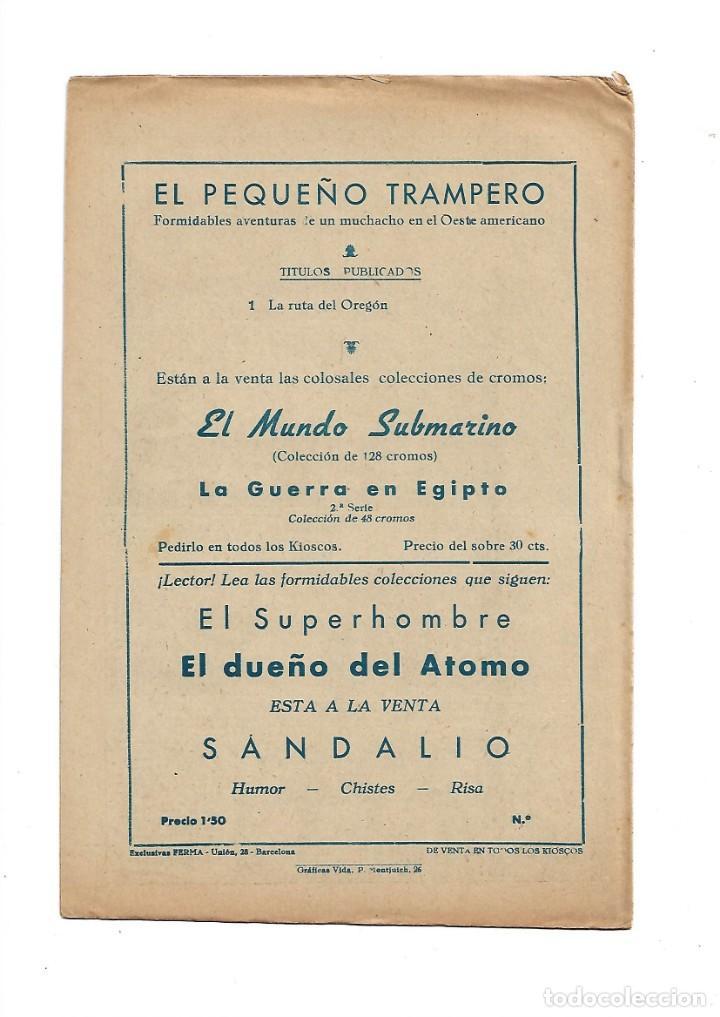Tebeos: El Pequeño Trampero Colecciones Completas 1ª son 35 tebeos 2ª Serie son 20 tebeos y todos originales - Foto 2 - 171416329