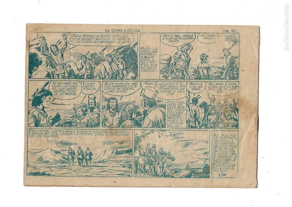 Tebeos: El Pequeño Trampero Colecciones Completas 1ª son 35 tebeos 2ª Serie son 20 tebeos y todos originales - Foto 11 - 171416329