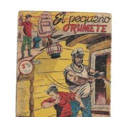 Tebeos: EL PEQUEÑO GRUMETE 1ª Y 2ª SERIE SON 2 COLECCIONES COMPLETAS SON 50 TEBEOS ORIGINALES MUY DIFICILES. Lote 171436338
