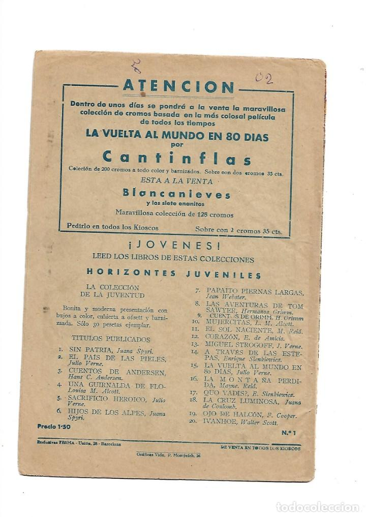 Tebeos: El Pequeño Grumete 1ª y 2ª Serie son 2 Colecciones Completas son 50 Tebeos Originales muy dificiles - Foto 2 - 171436338