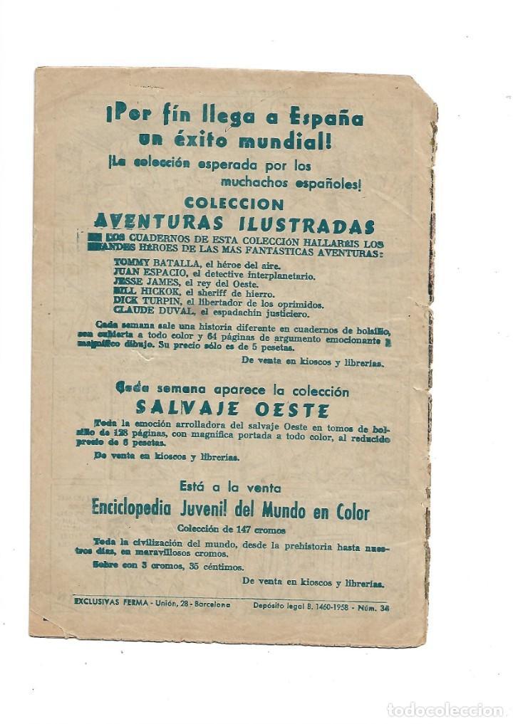 Tebeos: El Pequeño Grumete 1ª y 2ª Serie son 2 Colecciones Completas son 50 Tebeos Originales muy dificiles - Foto 6 - 171436338