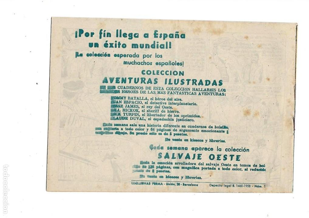 Tebeos: El Pequeño Grumete 1ª y 2ª Serie son 2 Colecciones Completas son 50 Tebeos Originales muy dificiles - Foto 8 - 171436338