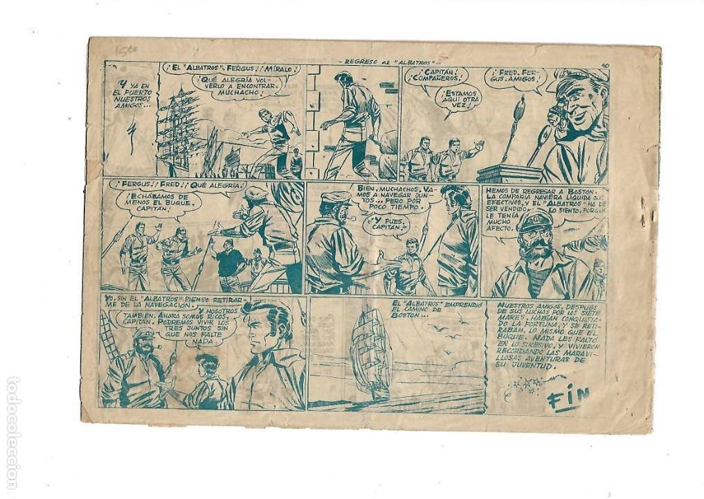 Tebeos: El Pequeño Grumete 1ª y 2ª Serie son 2 Colecciones Completas son 50 Tebeos Originales muy dificiles - Foto 11 - 171436338