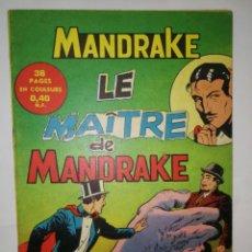 Tebeos: CÓMICS POCKETS EN FRANCÉS. PILOTE - MANDRAKE - FANTOME - X13 - TOM NICKSON - FLASH. Lote 171596133