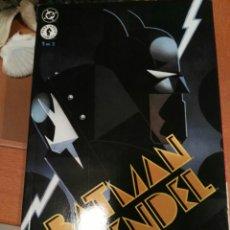 Livros de Banda Desenhada: BATMAN CRENDEL 1 Y 2. Lote 171831913