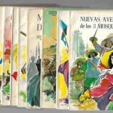 Tebeos: CANGURITO AÑO 1962 COLECCIÓN COMPLETA SON 11 TEBEOS ORIGINALES MUY NUEVOS SON DIFICILES DE CONSEGUIR. Lote 172060519
