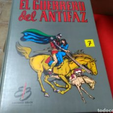Tebeos: GUERRERO ANTIFAZ N° 7 ED. BRUCH. Lote 172067532