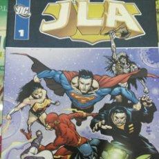 Livros de Banda Desenhada: JLA DEL 1 AL 9. Lote 172070442
