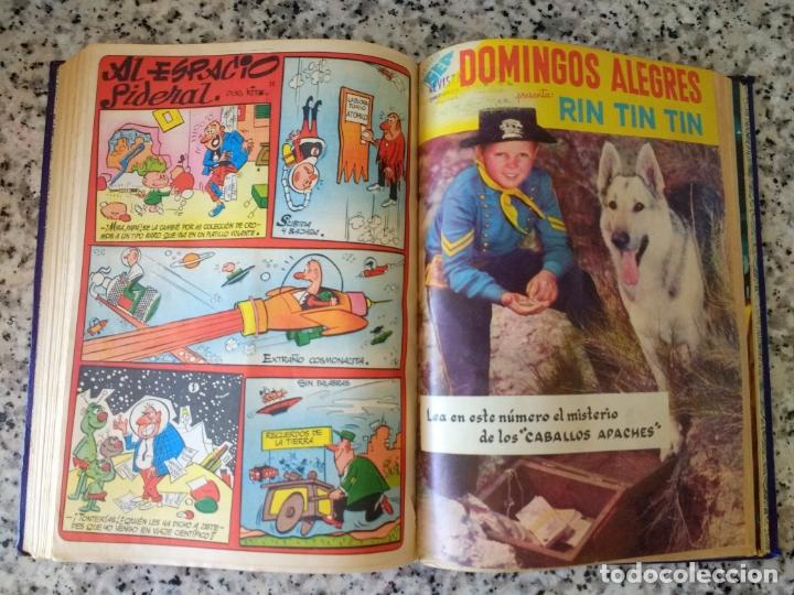 Tebeos: Fulgor el rebelde.20 números en un Tomo. Ediciones Toray 1961. - Foto 5 - 172776308