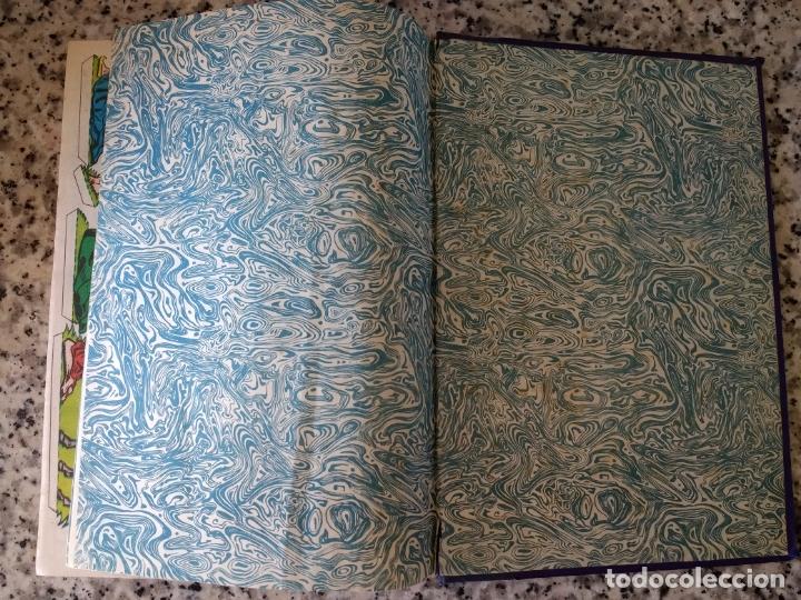 Tebeos: Fulgor el rebelde.20 números en un Tomo. Ediciones Toray 1961. - Foto 7 - 172776308