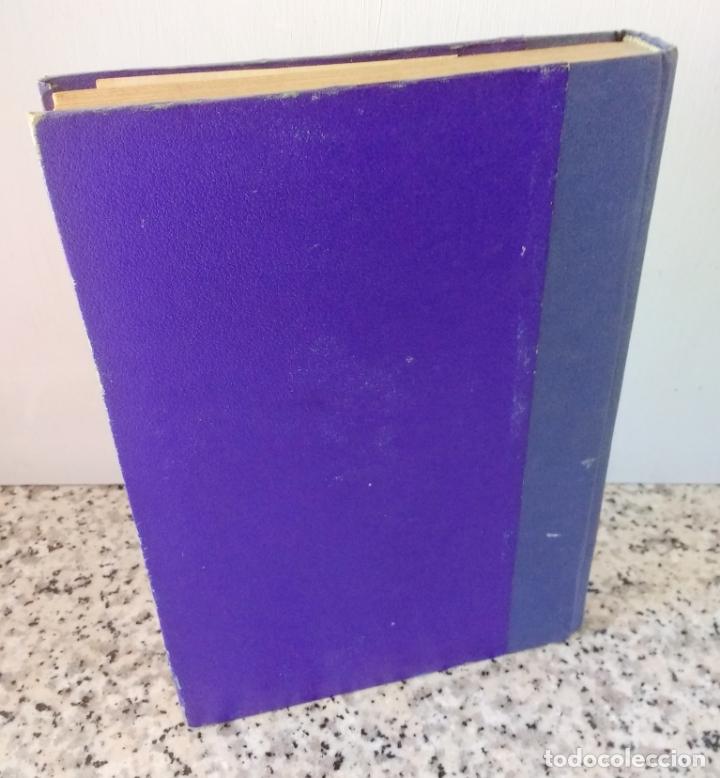 Tebeos: Fulgor el rebelde.20 números en un Tomo. Ediciones Toray 1961. - Foto 8 - 172776308