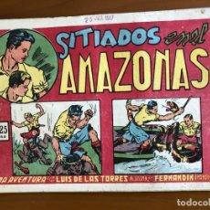 Tebeos: LUISON Y NANDIN Nº 3 BUEN ESTADO. Lote 173035482