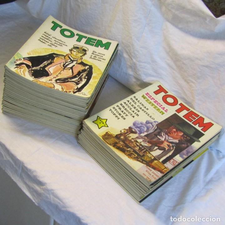 43 COMICS TOTEM, VER NÚMEROS EN DESCRIPCIÓN (Tebeos y Comics - Tebeos Colecciones y Lotes Avanzados)