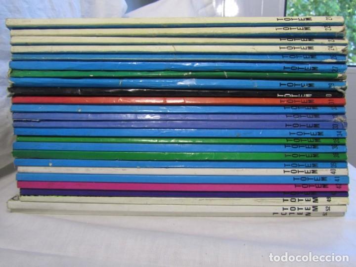 Tebeos: 43 comics TOTEM, ver números en descripción - Foto 2 - 173290557