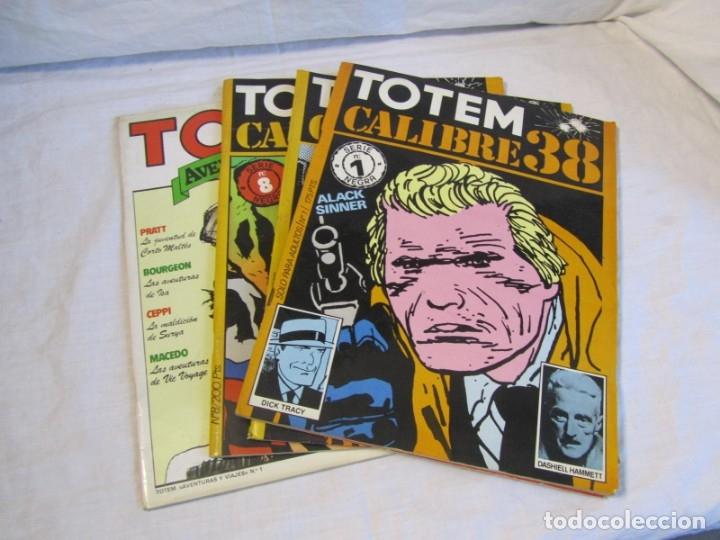 Tebeos: 43 comics TOTEM, ver números en descripción - Foto 6 - 173290557