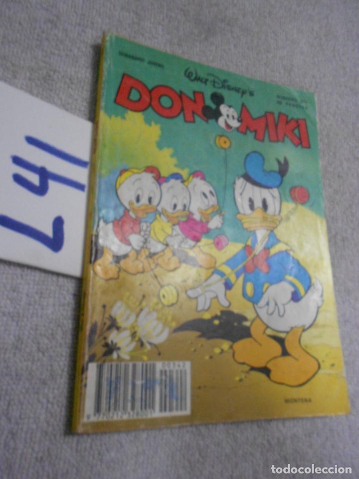 COMIC DON MIKI - ENVIO INCLUIDO A ESPAÑA (Tebeos y Comics - Tebeos Pequeños Lotes de Conjunto)