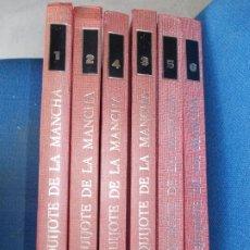 Tebeos: DON QUIJOTE DE LA MANCHA 6 VOLUMENES COMIC EDICIONES NARANCO S.A.. Lote 173894185