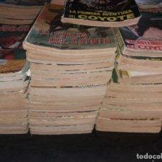 Tebeos: EL COYOTE (CID)189 (NOVELAS) CONTIENE EL Nº1. Lote 173901499