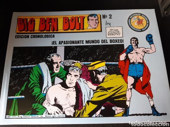 Tebeos: TEBEOS-CÓMICS CANDY - BIG BEN BOLT 1 AL 5 - ESEUVE- AA99 - Foto 2 - 173982594