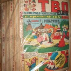 Tebeos: TBO 2000 (LOTE DE MAS DE 150 NUMEROS DIFERENTES). Lote 174230684