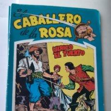 Tebeos: TEBEOS-CÓMICS CANDY - CABALLERO DE LA ROSA - JOSE ORTIZ - COMPLETA - AA98. Lote 174331128