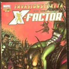 Livros de Banda Desenhada: X-FACTOR 31 FINAL SERIE EL TE AMA INVASIÓN SECRETA. Lote 174459659