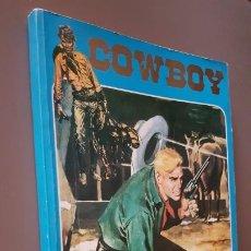 Tebeos: TOMO COWBOY, CONTIENE 5 NÚMEROS DE LA COLECCIÓN,- VER FOTOS. Lote 174872025