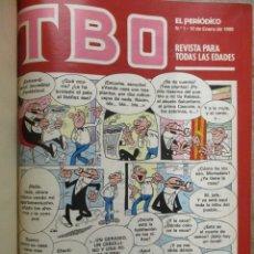Tebeos: COLECCION COMPLETA TBO / EL PERIODICO -110 EJEMPLARES - TODOS LOS PERSONAJES BRUGUERA / TBO. Lote 174979279