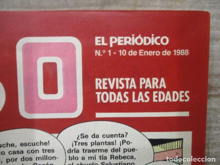 Tebeos: COLECCION COMPLETA TBO / EL PERIODICO -110 EJEMPLARES - TODOS LOS PERSONAJES BRUGUERA / TBO - Foto 4 - 174979279