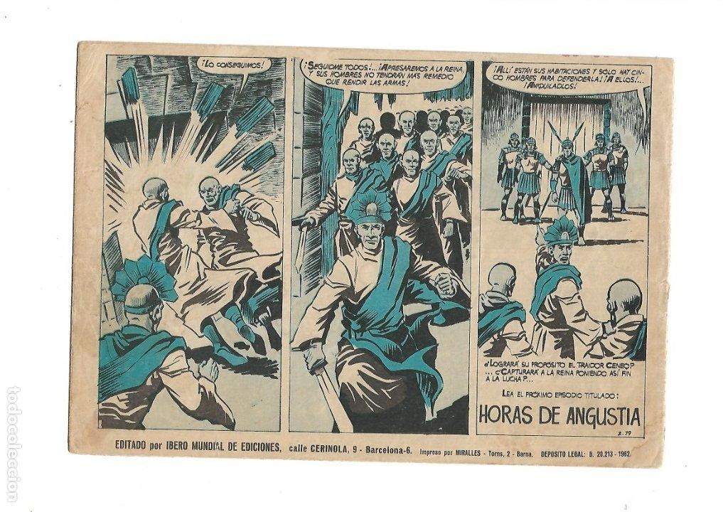 Tebeos: Zoltan el Cingaro Año 1962 Colección Completa son 80 Tebeos Originales nuevos dibujada por Beaumont. - Foto 7 - 175052558