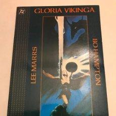 Tebeos: COLECCION COMPLETA DE 1 NUMERO. GLORIA VIKINGA. EL PRINCIPE VIKINGO. INTRO WILL EISNER. ZINCO 1993. Lote 175120200
