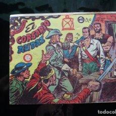 Tebeos: CORSARIO AUDAZ COMPLETA (RICART 1963)-. Lote 175345337