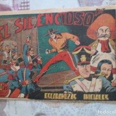 Tebeos: EL SILENCIOSO 15 NUMEROS COMPLETA. Lote 175616323