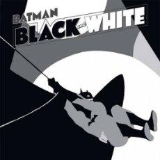 Tebeos: BATMAN. BLACK AND WHITE (ECC) 2014-2018. Lote 175839597
