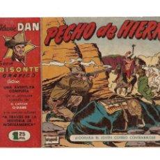 Tebeos: BISONTE GRÁFICO AÑO 1955 COLECCIÓN COMPLETA SON 24 TEBEOS ORIGINALES NUEVOS Y SON MUY DIFICILES. Lote 175880120