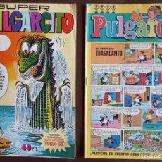 Tebeos: SUPER PULGARCITO Nº 95 Y PULGARCITO Nº 2499. Lote 176094505